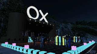 3DXChat v2.0: OX Sensation White night club - Live DJ by SleoFr