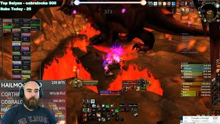 Bajheera - Downing Onyxia w/ 121 HP ... Not Even Close 😎 - World of Warcraft Classic