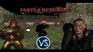 Loquendo Zombie Escape Counter Strike (PARTE 8)