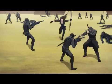 Культ Дефстроука атакует Нанда Парбат (Сын Бэтмена 2014)