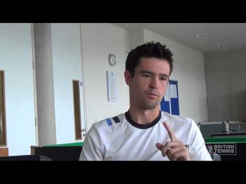 British tennis player Jamie Baker talks about his decision to retire from professional tennis, reflects on some of his career highlights and looks ahead to the future.