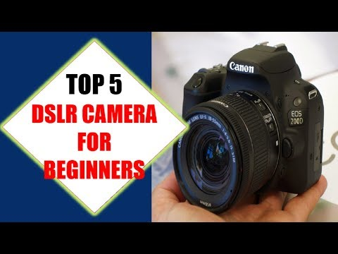 Top 5 Best DSLR Cameras For Beginners 2018 | Best DSLR Cameras For Beginner Review By Jumpy Express