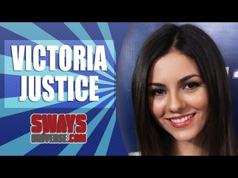 Actress Victoria Justice on her new sexy role, Drake & what separates her from her Childhood Stars