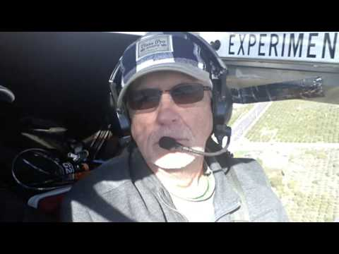 George Hoover and Todd Bristol Flying the Zenith 701