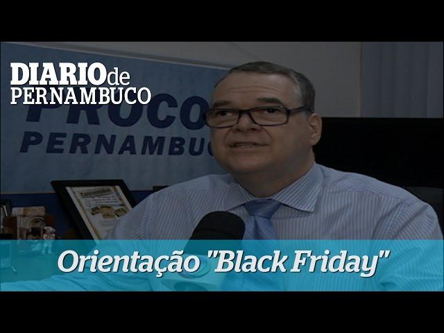 Orientações do Procon para a Black Friday