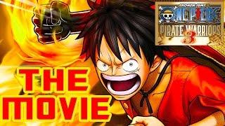One Piece: Pirate Warriors 3 - THE MOVIE (2015) All Cutscenes [HD]