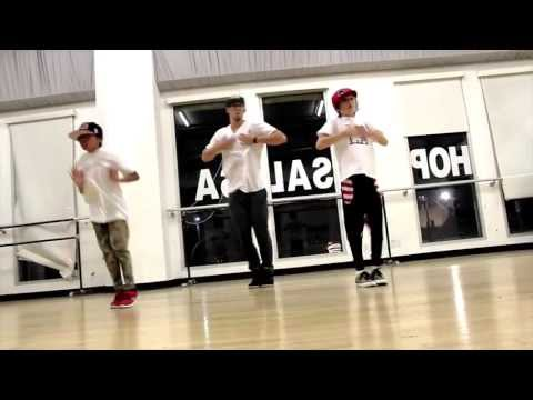 BAD - Wale ft Rihanna Dance Choreography | Matt Steffanina w/ Julian Hott & Ryan Phuong