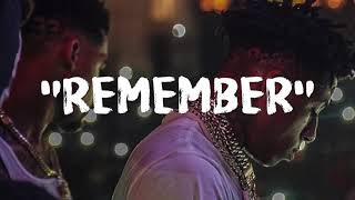 "[FREE] 2019 NBA Youngboy x Quando Rondo Type Beat ""Remember""| Piano Type Beat / Melodic | ProdByFj"
