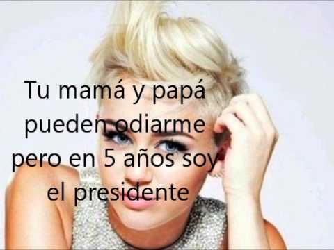 Decisions - Borgore feat. Miley Cyrus letra en español.