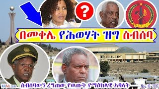 በመቀሌ የሕወሃት ዝግ ስብሰባ - Mekelle TPLF Closed Meeting - VOA
