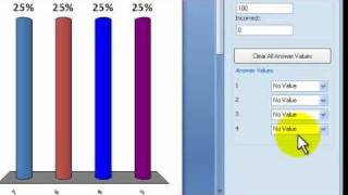 Tracking Student Clicker Results Part 4:  Presenting using your Participant List