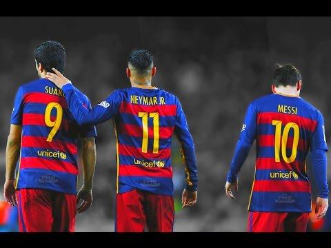 Messi - Suarez - Neymar   MSN ► Skills & Goals 2015 2016 HD