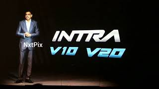 Tata Motors launches India's first compact truck | Tata Intra V10 & V20 | NxtPix