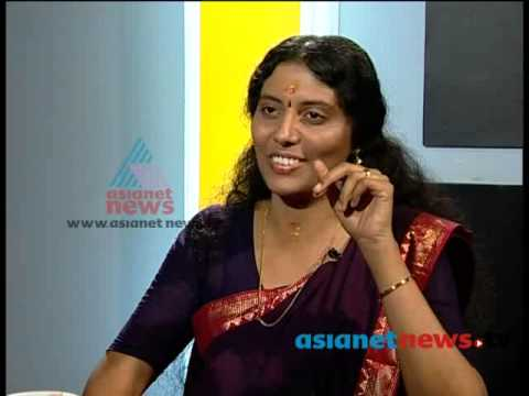 Haritha V Kumar in On Record 6th May 2013 Part 2  ഹരിത വി കുമാര്‍