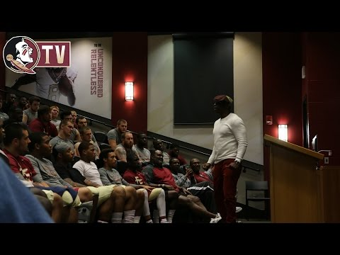 Prime Time Speaks to Noles