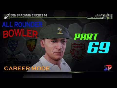 Don Bradman Cricket 14 Career Mode Epi 69
