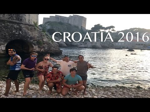 Jurgies CROATIA TRIP 2016