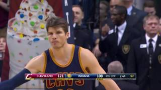 Kyle Korver's 8 Made 3-Pointers, Most Since 2007