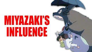 How Hayao Miyazaki Changed Anime