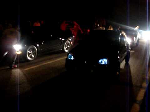 piques en merida corsa turbo vs mustang pte 2