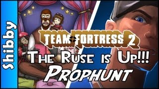 Game | TF2 THE RUSE IS UP! Prophunt Mod 2, Team Fortress 2 | TF2 THE RUSE IS UP! Prophunt Mod 2, Team Fortress 2