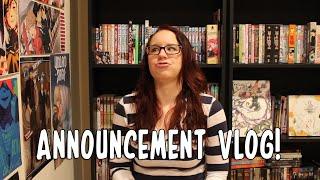 ANNOUNCEMENT VLOG: 40K Livestream, OKKO Anime Club, & Next Review!