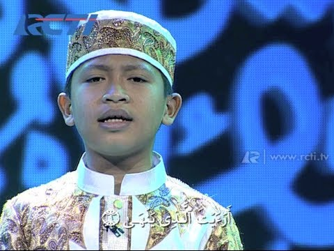 Muhammad Alvin Firmansyah - Al' Alaq 1-9 Surat Ke 96 - Hafiz Indonesia 2014 video