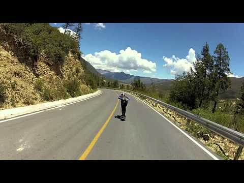 Longboard Mexico: MILF RUN