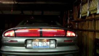 Oldsmobile Aurora - Straight Pipes