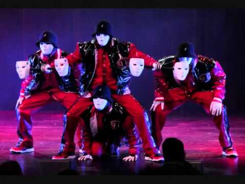 Jabbawockeez Robot Remains Song video