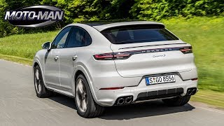 2020 Porsche Cayenne S Coupe - A tall 911 to share with friends FIRST DRIVE REVIEW
