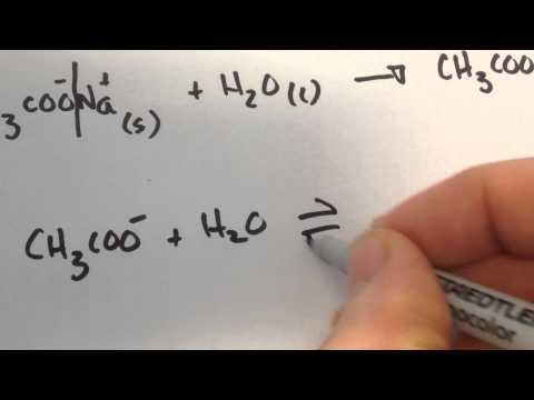 Header of sodium acetate