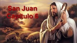 San Juan 6    Biblia Hablada en Español