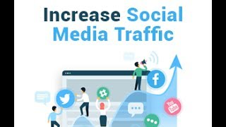 How to get traffic on your social media post | Increase social media traffic | Social media traffic