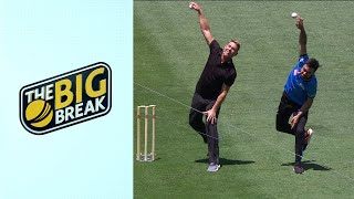 Leg Spin Masterclass with Shane Warne and Rashid Khan   The Big Break