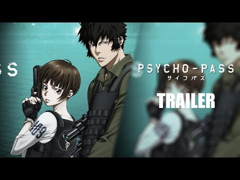 Psycho-Pass: The Movie - Trailer : AnimeTipp