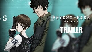 Psycho-Pass: The Movie - Trailer : AnimeTipp