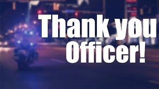 10 Reasons Why We Should Thank Police Officers