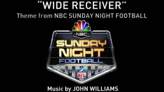 Wide Receiver (Theme from NBC Sunday Night Football)