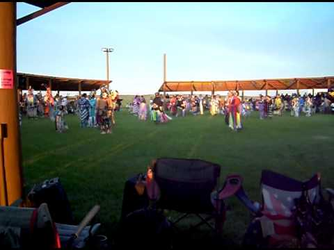 Pow wow at Oglala Lakota College