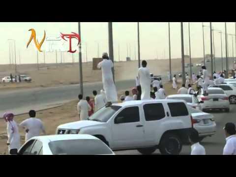 تفحيط الرياض + اطلاق النار بالرشاش 2011 Drifting in Saudi Arabia