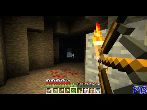 Let's Play Minecraft Episode 40 - Back To The Diamond Mines