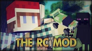 Minecraft Mod 1.4.5 | The Rc Mod