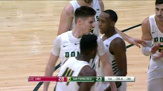 Men's Basketball vs LMU - Highlights