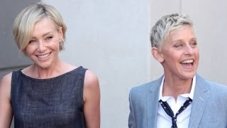 Ellen DeGeneres Defends Her Marriage to Portia de Rossi