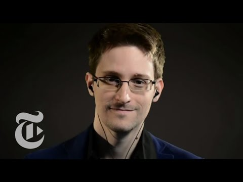 Where's Edward Snowden Now? | The New York Times