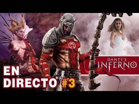 Dante´s Inferno    En Directo    Let´s play en español    PS3    Parte #3