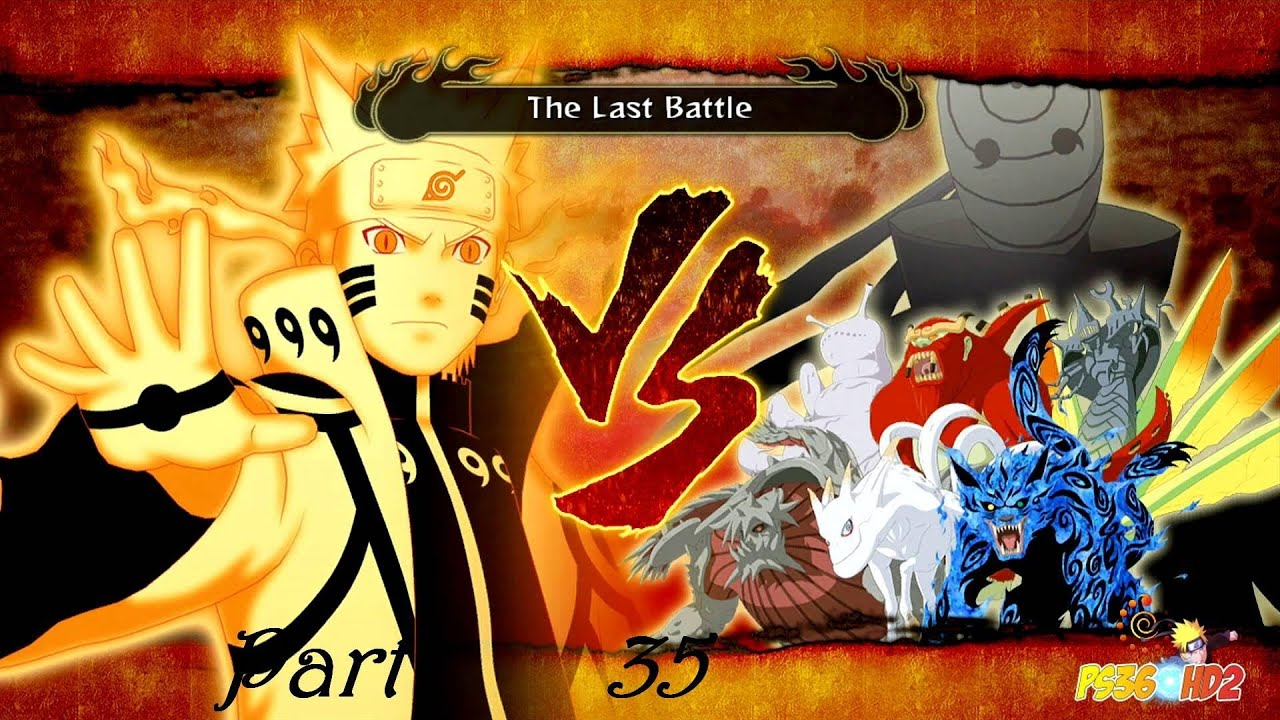 naruto shippuden ultimate ninja storm 3 walkthrough