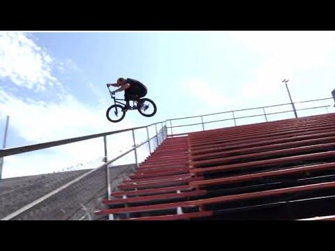 BMX - CULT X VANS STREET VIDEO