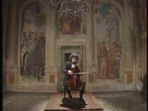 Бах Иоганн Себастьян - Suite No 1 -  Violoncello - Allemande